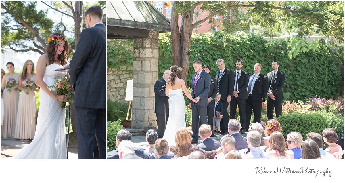 martin amp angela whitehern historic house wedding